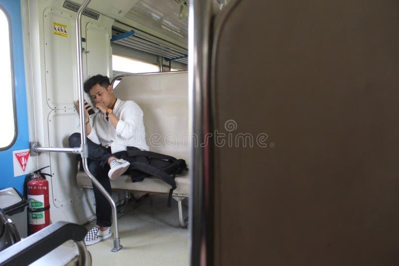 In station maguwo yogyakarta indonesia royalty free stock images