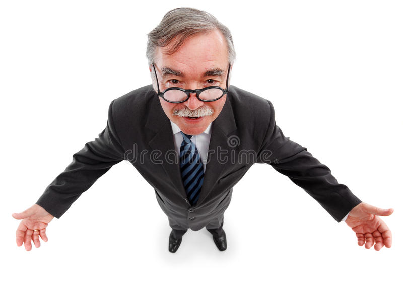 Download Man with wide open arms stock photo. Image of caucasian - 16407036