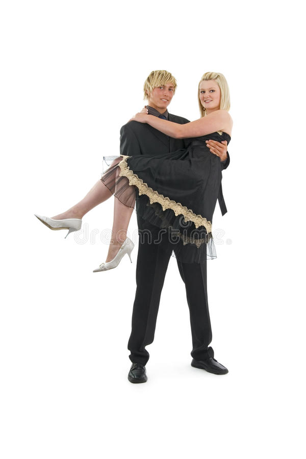 Download Man with woman in arms. stock photo. Image of model, background - 10790000