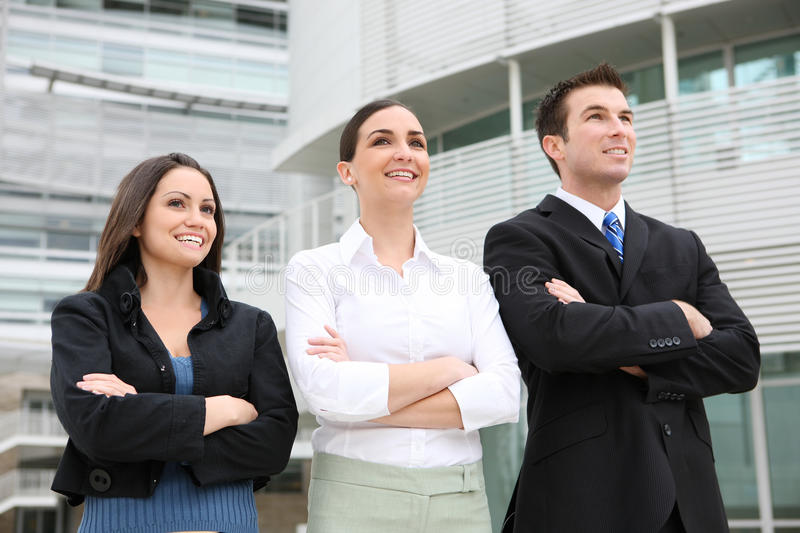 Download Man And Woman Business Team Stock Photos - Image: 13882583