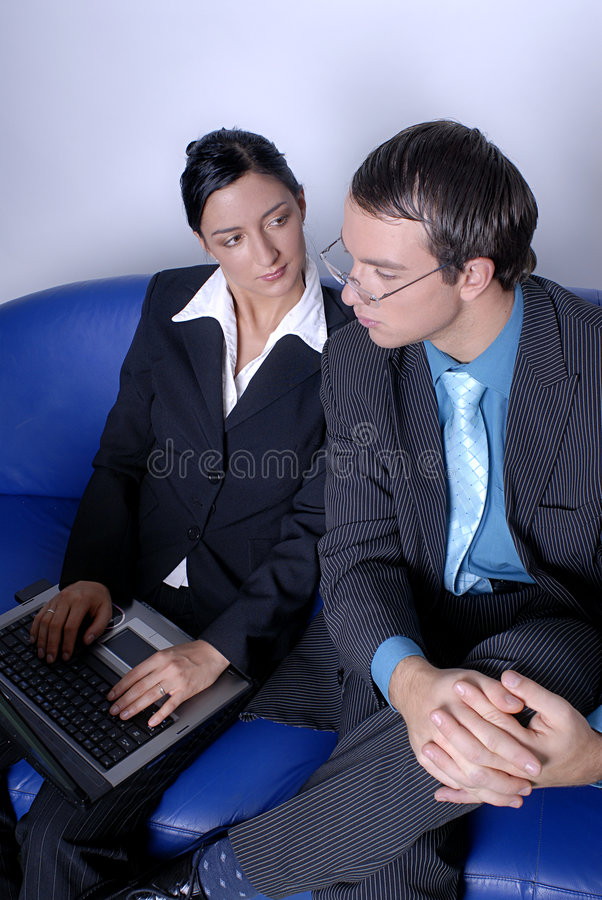 Download Man & woman business team stock image. Image of neat, executive - 2486581