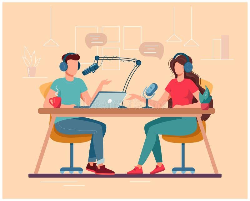 Radio Interview Stock Illustrations – 7,849 Radio Interview Stock  Illustrations, Vectors & Clipart - Dreamstime