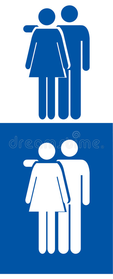 Download Man and woman embracing stock vector. Image of background - 3505149