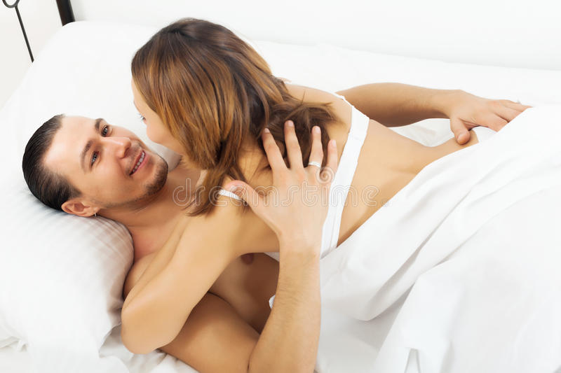 Women and men having having sex