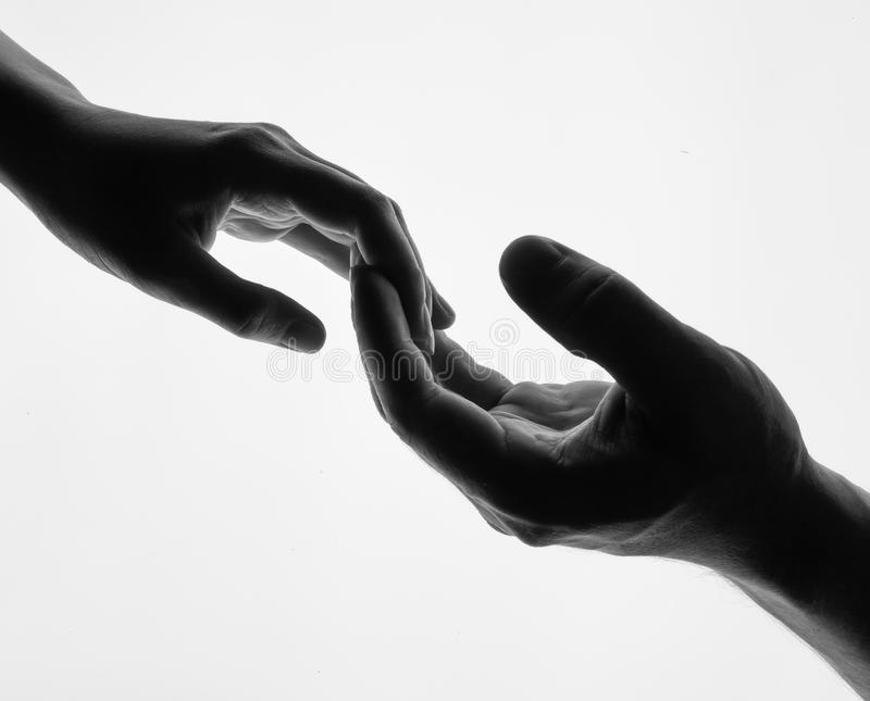 Black And White Couples Holding Hands