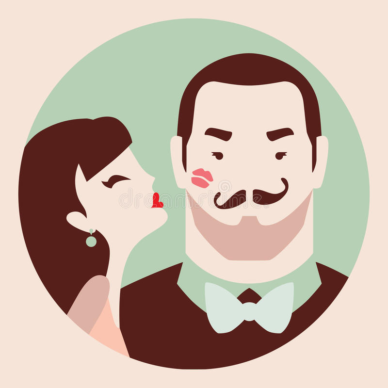 Download Man And Woman In Love Royalty Free Stock Image - Image: 28729006