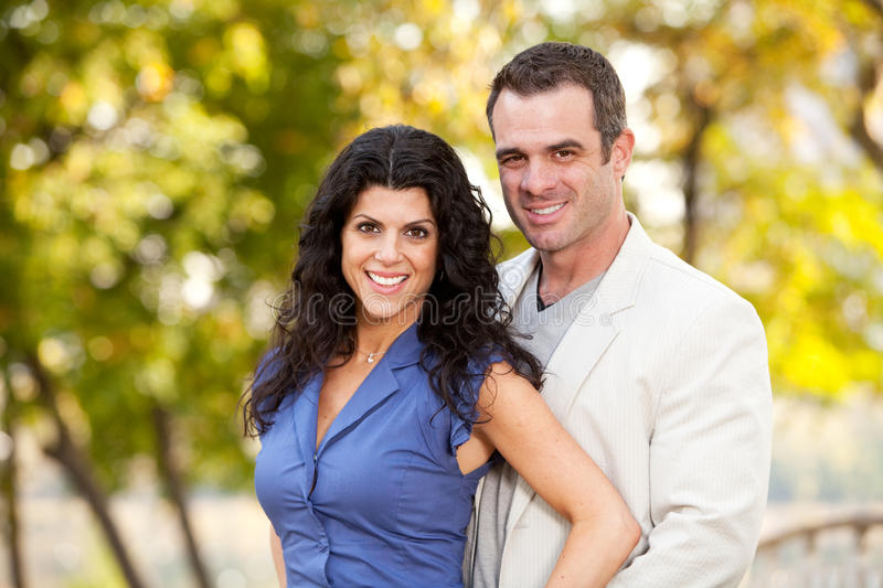 Download Man Woman Portrait stock image. Image of central, nature - 11753843