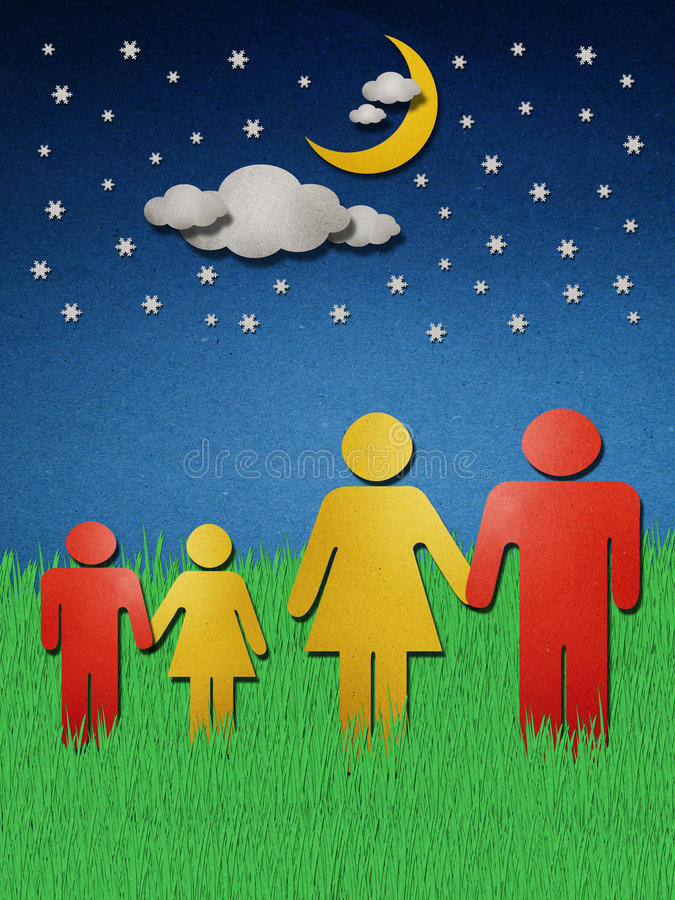 Download Man And Woman Walking Hand In Hand Stock Illustration - Image: 22422126