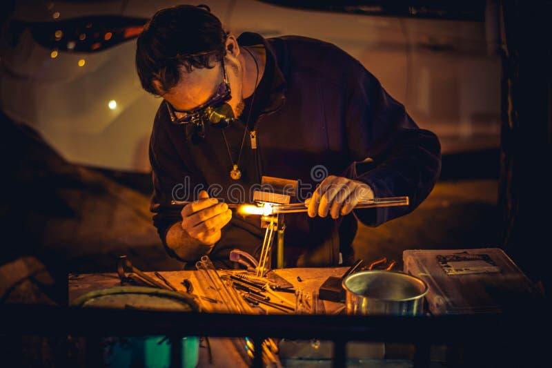 Man On Workbench Free Public Domain Cc0 Image