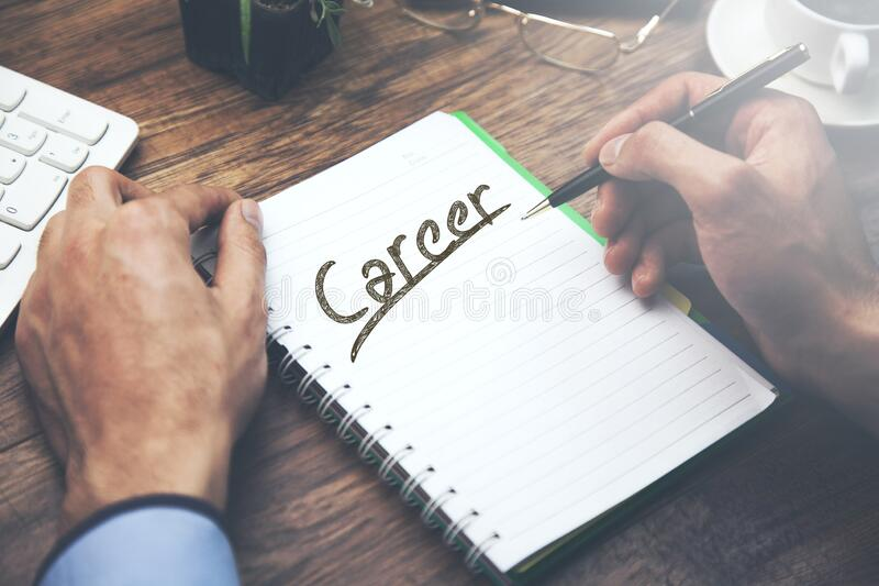 Man written career concept. Man written career concept with keyboard on  wooden desk royalty free stock photos