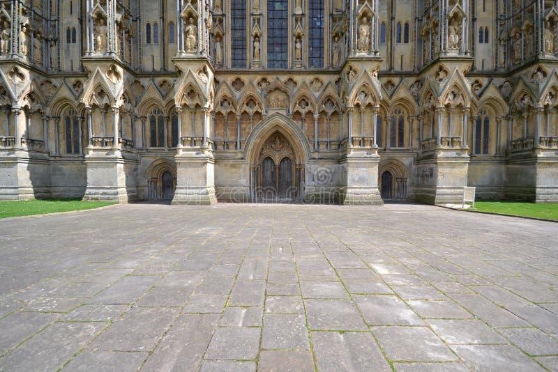 Mana la catedral fotos de archivo libres de regalías