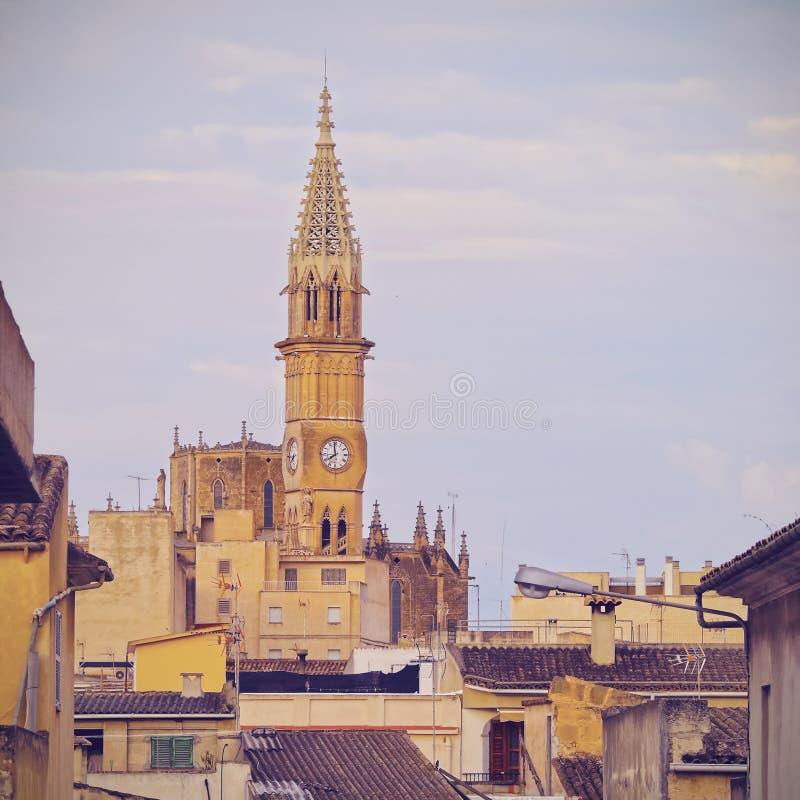 Manacor på Majorca royaltyfri bild