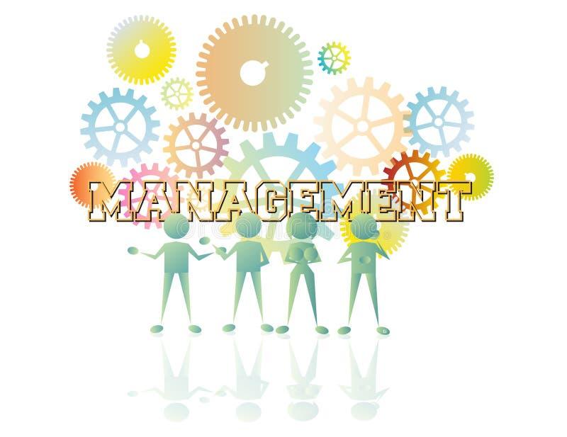 management stock abbildung