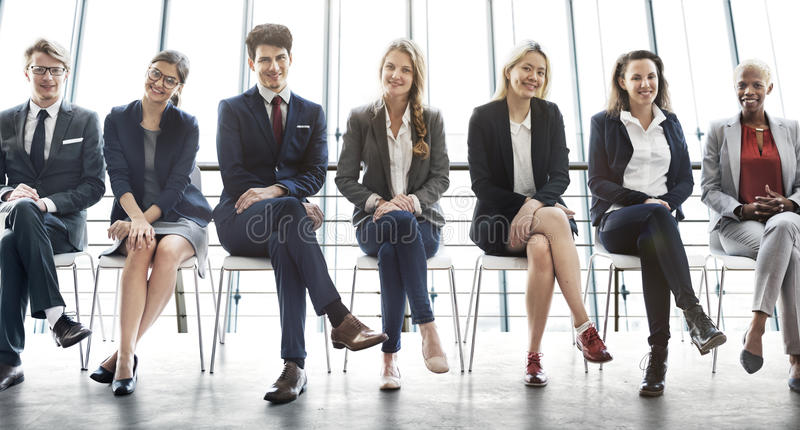 Management Career Achievement Opportunity Concept royalty free stock image