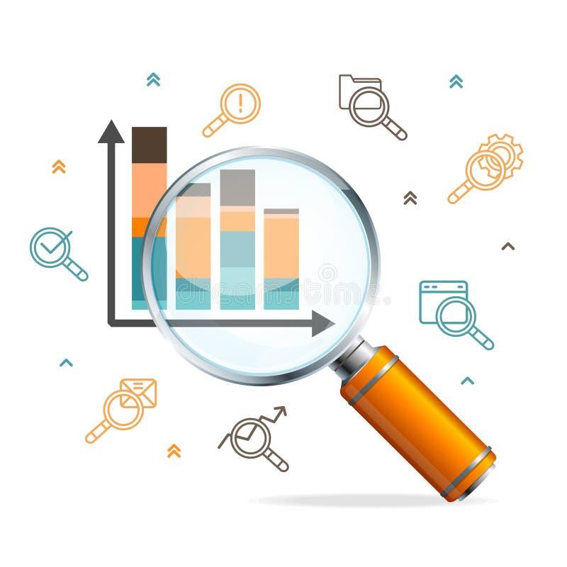 Management-Geschäfts-Konzept Vektor vektor abbildung