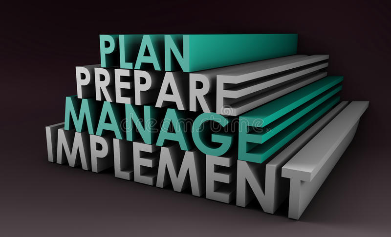 Download Management Planning Royalty Free Stock Image - Image: 17745346