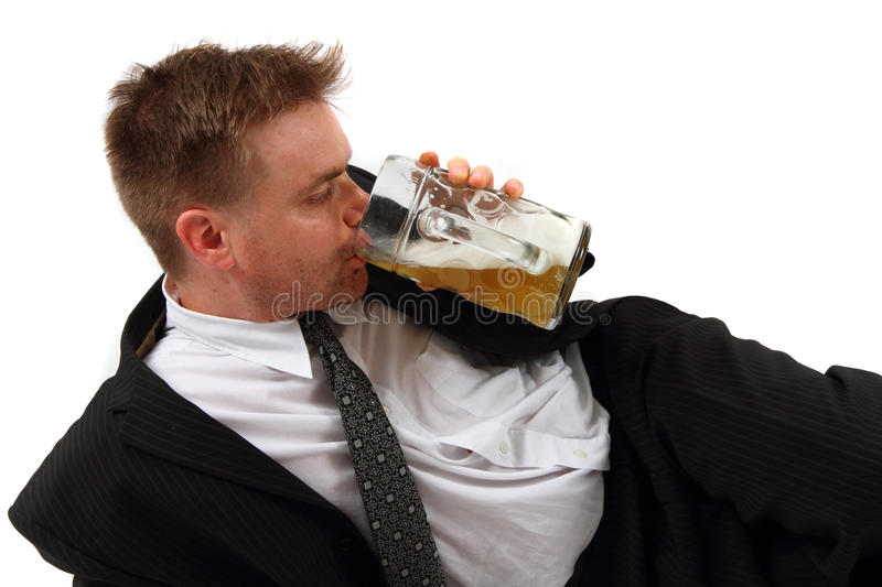 Download Manager and the beer stock image. Image of happy, career - 20459779