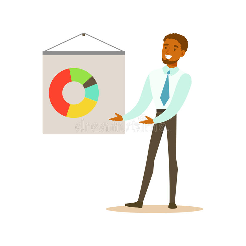 Business manager presentation
