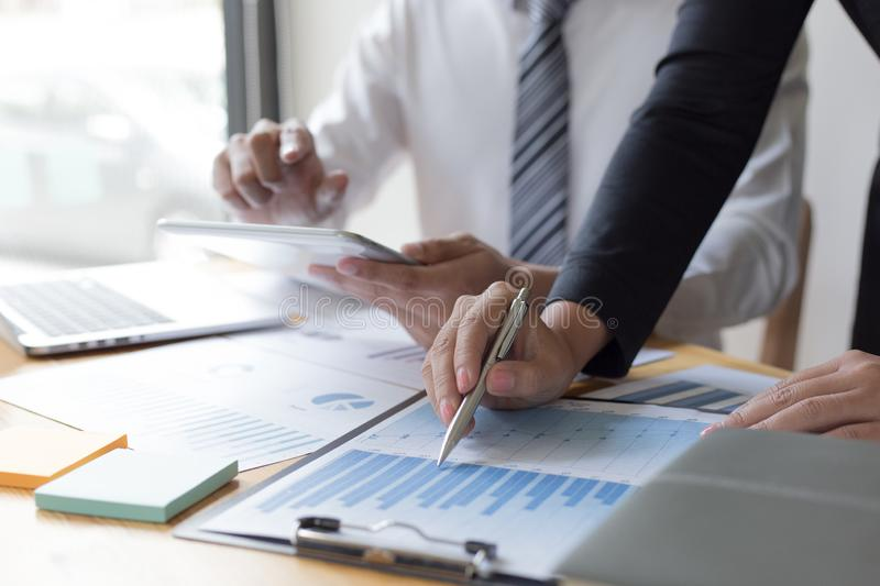 Managers and accountants have checked the company`s finances. In order to prepare the performance measurement for the past 5 year. S to prepare and evaluate the stock image