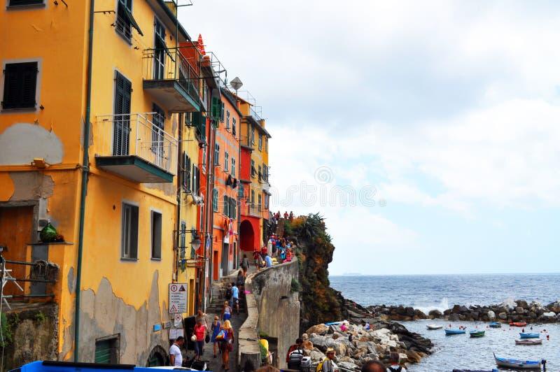 Download Manarola Cinque Terre, Italy Editorial Stock Photo - Image: 37918488