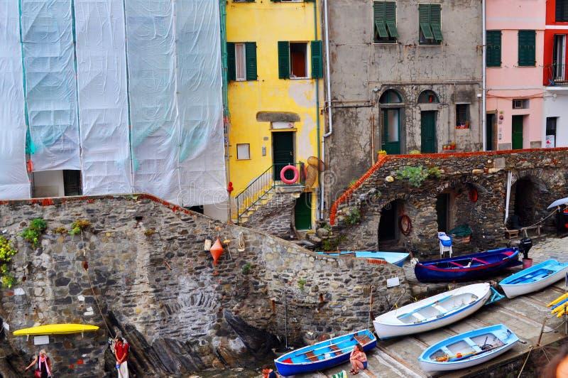 Download Manarola Cinque Terre, Italy Editorial Photo - Image: 37918531