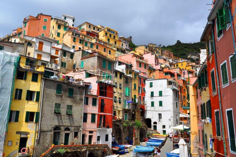 Download Manarola Cinque Terre, Italy Editorial Photography - Image: 37918892