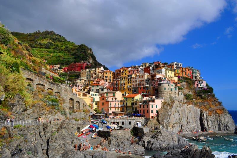 Download Manarola Cinque Terre, Italy Editorial Photography - Image: 37935257