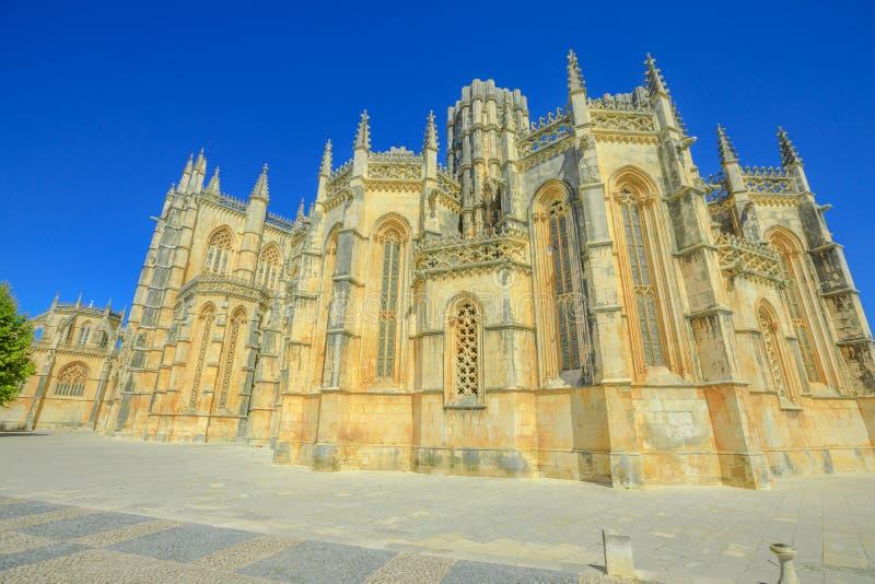 Manastery Batalha Portogallo immagine stock libera da diritti