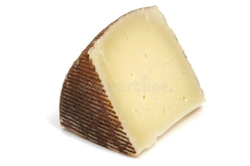 manchego сыра стоковое фото