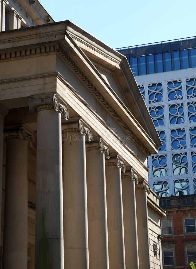 Manchester Art Gallery fotografia stock