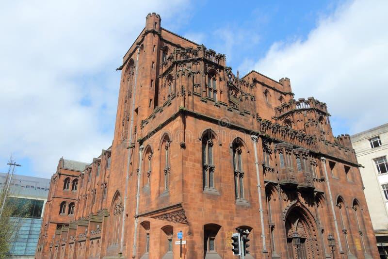 Manchester, het UK royalty-vrije stock afbeelding