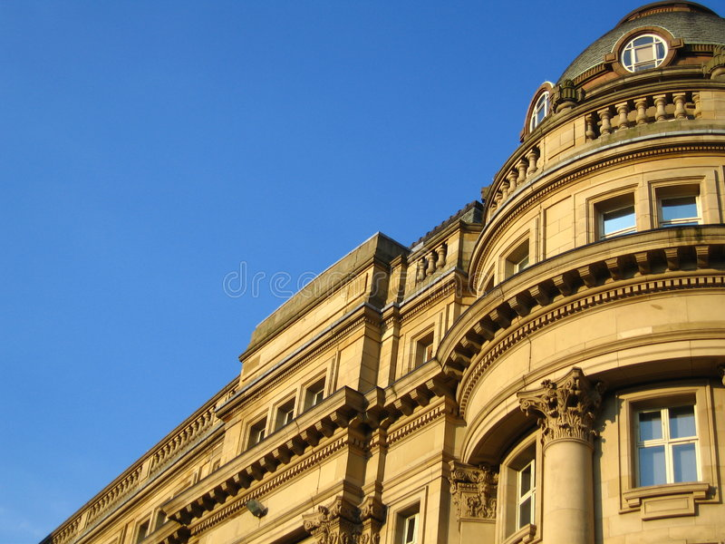Manchester historic sites royalty free stock photo