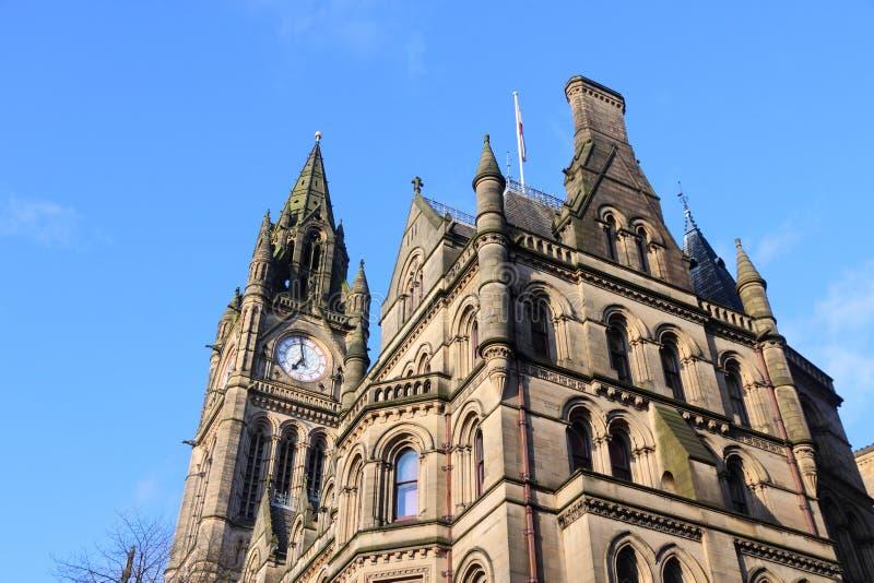 Manchester, Inghilterra immagini stock libere da diritti