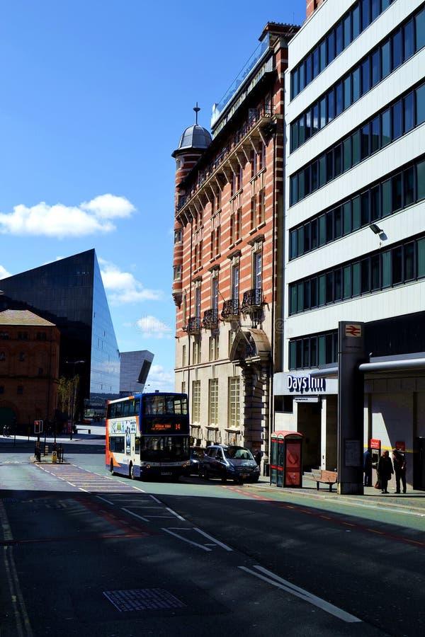 Manchester, Inglaterra foto de archivo
