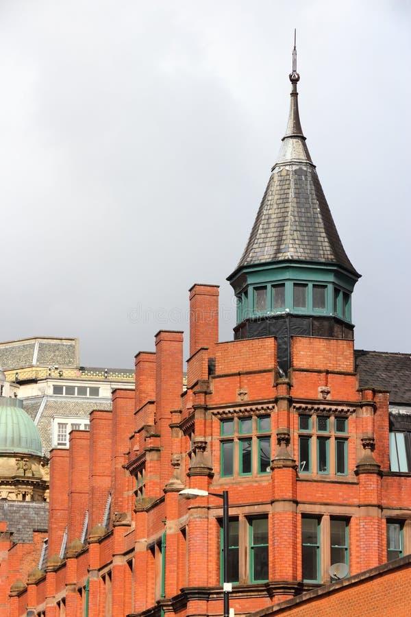 Manchester Regno Unito fotografia stock