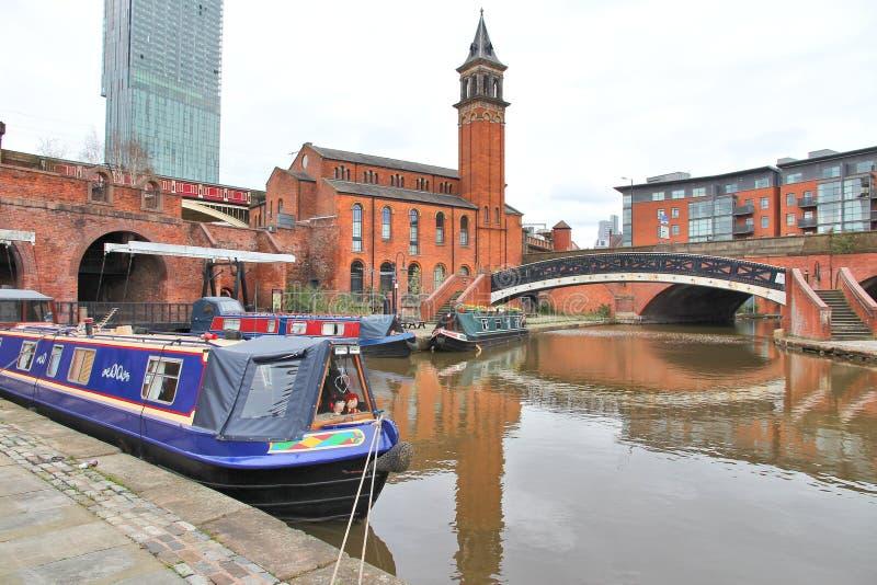 Manchester, Regno Unito fotografia stock