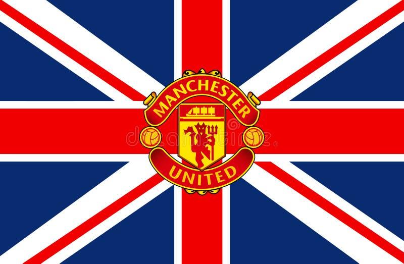 Manchester United F C ilustracja wektor
