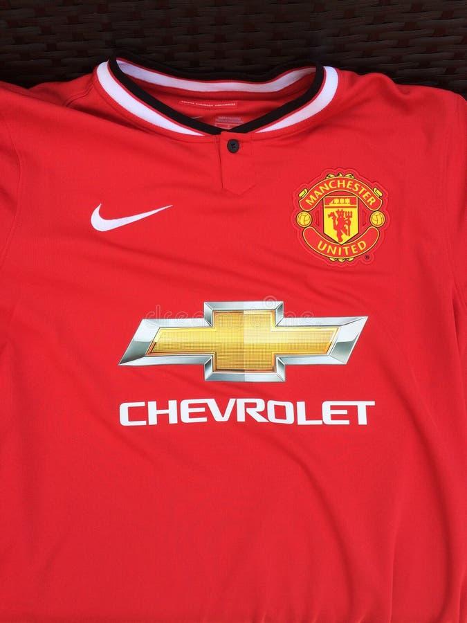 Manchester-UTD 2014 lizenzfreie stockfotos