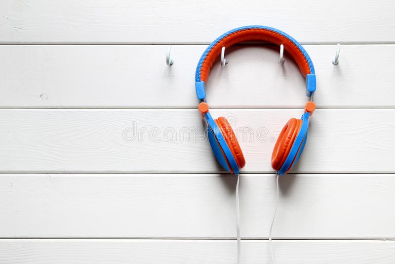 Manchon d'oreille photo stock