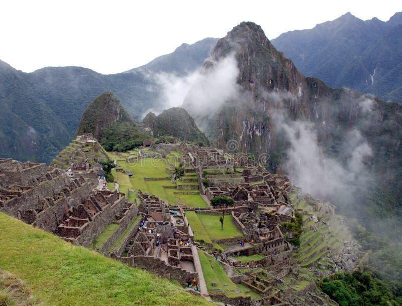 Manchu Picchu lizenzfreie stockfotos