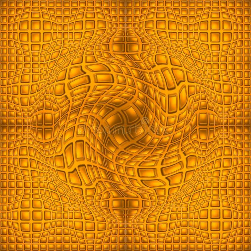 Mandala προαστιακό Στοκ Εικόνα