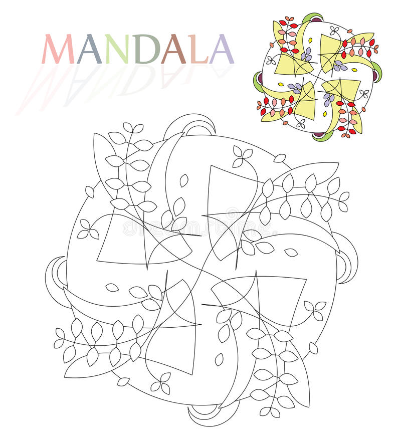 Mandala royalty free stock images