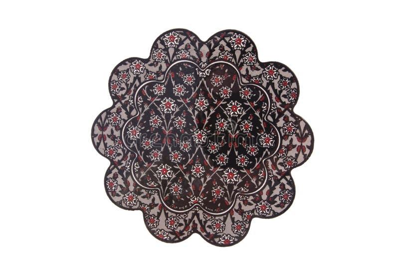 Mandala. Decoration isolated on white background stock photo