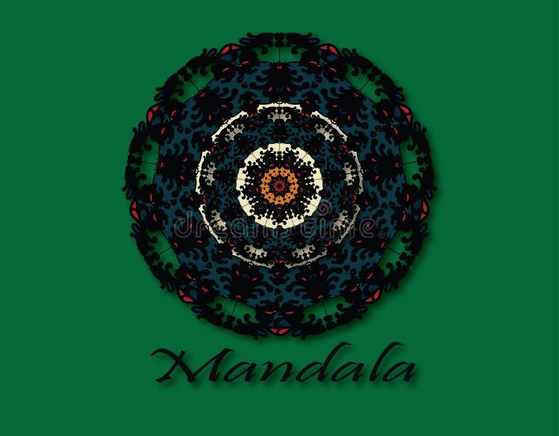 mandala στοκ εικόνες με δικαίωμα ελεύθερης χρήσης