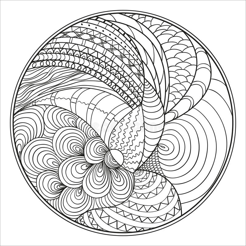 mandala απεικόνιση αποθεμάτων