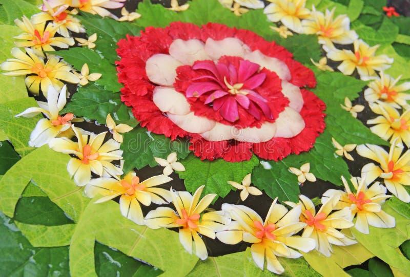 Mandala Błogosławi, Bali. Płytka głębia pole zdjęcie stock