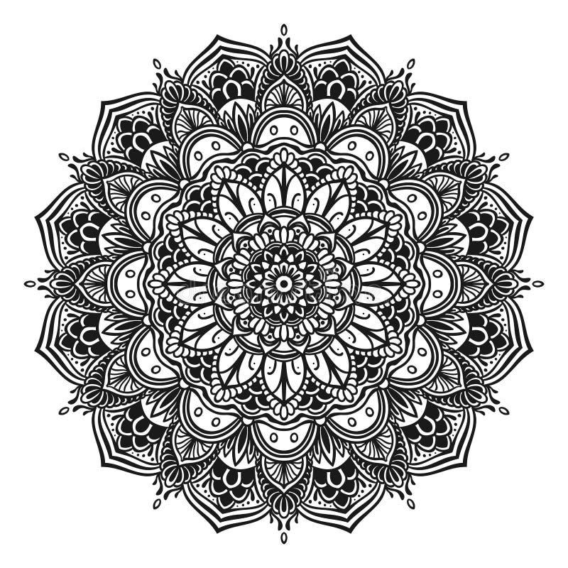 Mandala vector illustration