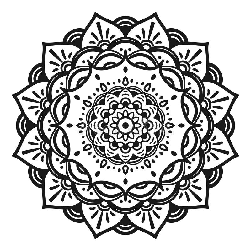 Mandala stock photography