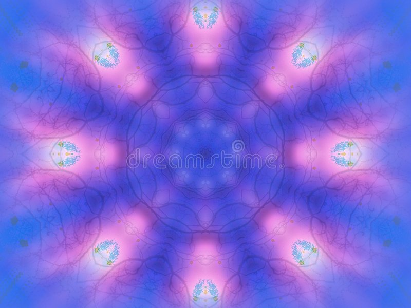Download Mandala de l'hiver illustration stock. Illustration du hiver - 81194
