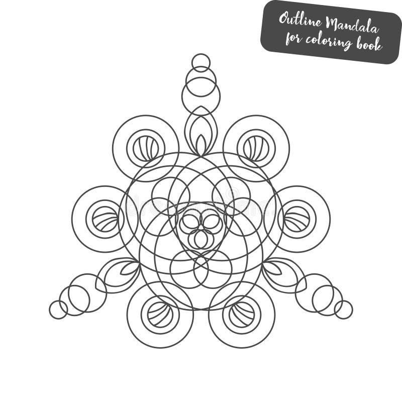 Dorable Intrincados Mandalas Para Colorear Cresta - Dibujos Para ...